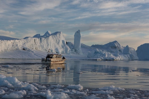 ACredit Visit Greenland and Iurie Belgurschi