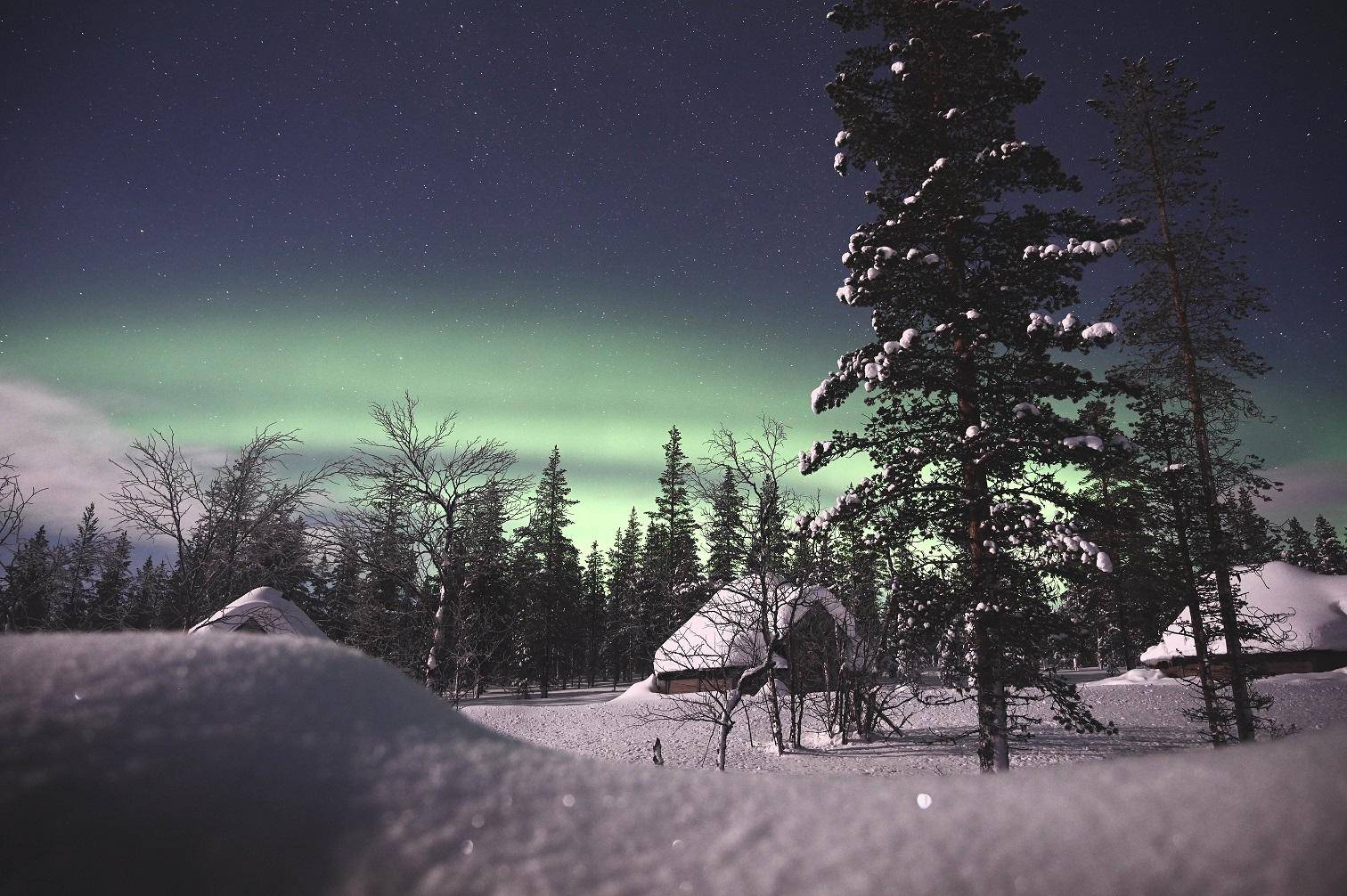 Andrew Pavitt Saariselka Inari AuroraZoneMoments 2