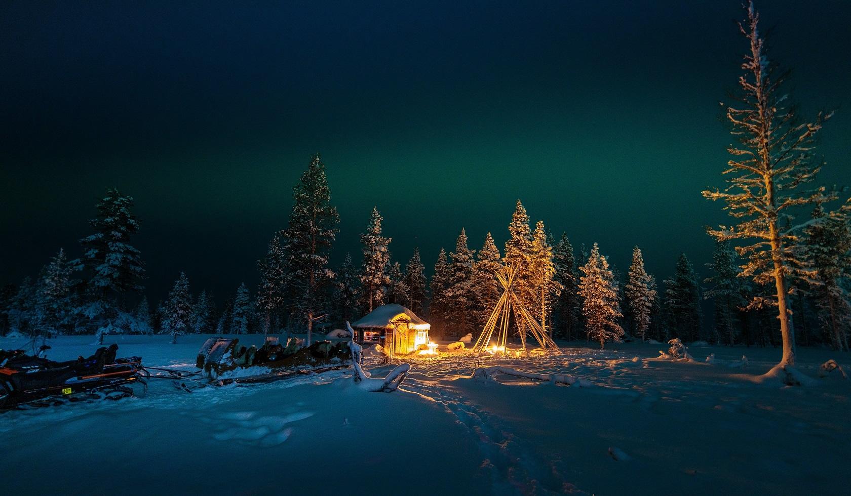 Aurora Camp NortherLights wildernesshotels RESIZED