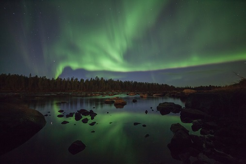 Autumn Northern Lights A Pietikainen 2014 1