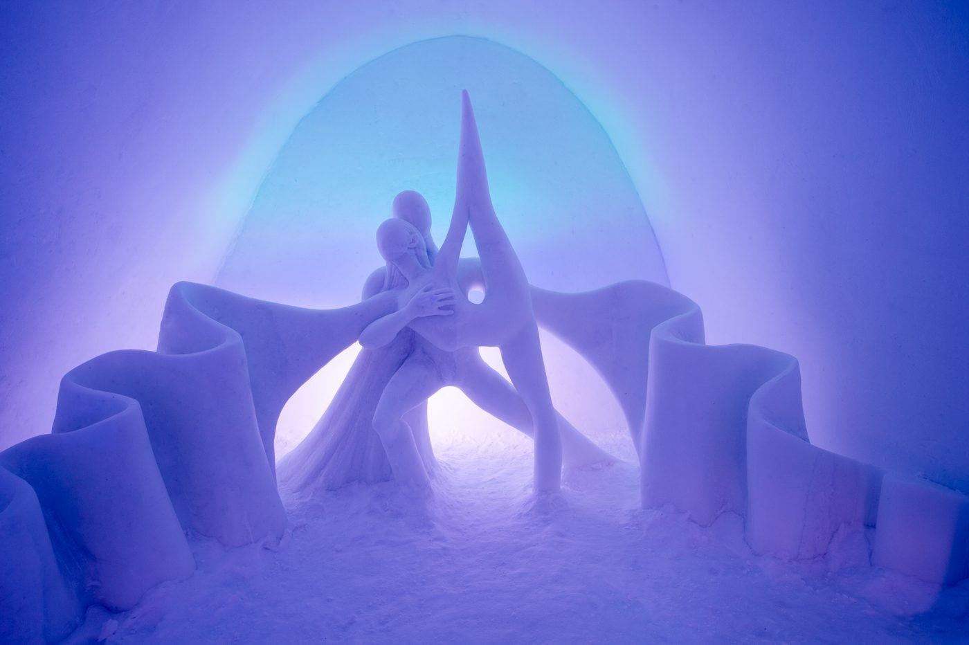 Dancing Auroras by Emelie Steele Sebastian DellUva