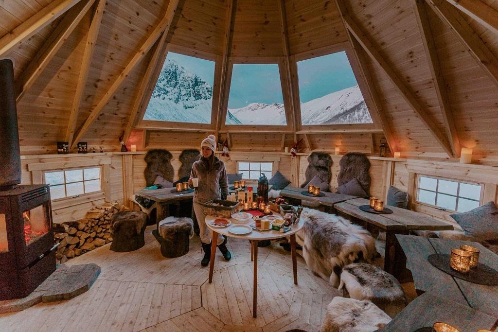 Glamping Credit Tromso Adventure