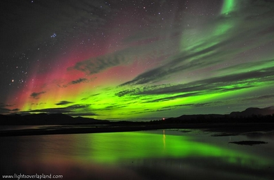 Northern Lights Photography in Sweden1