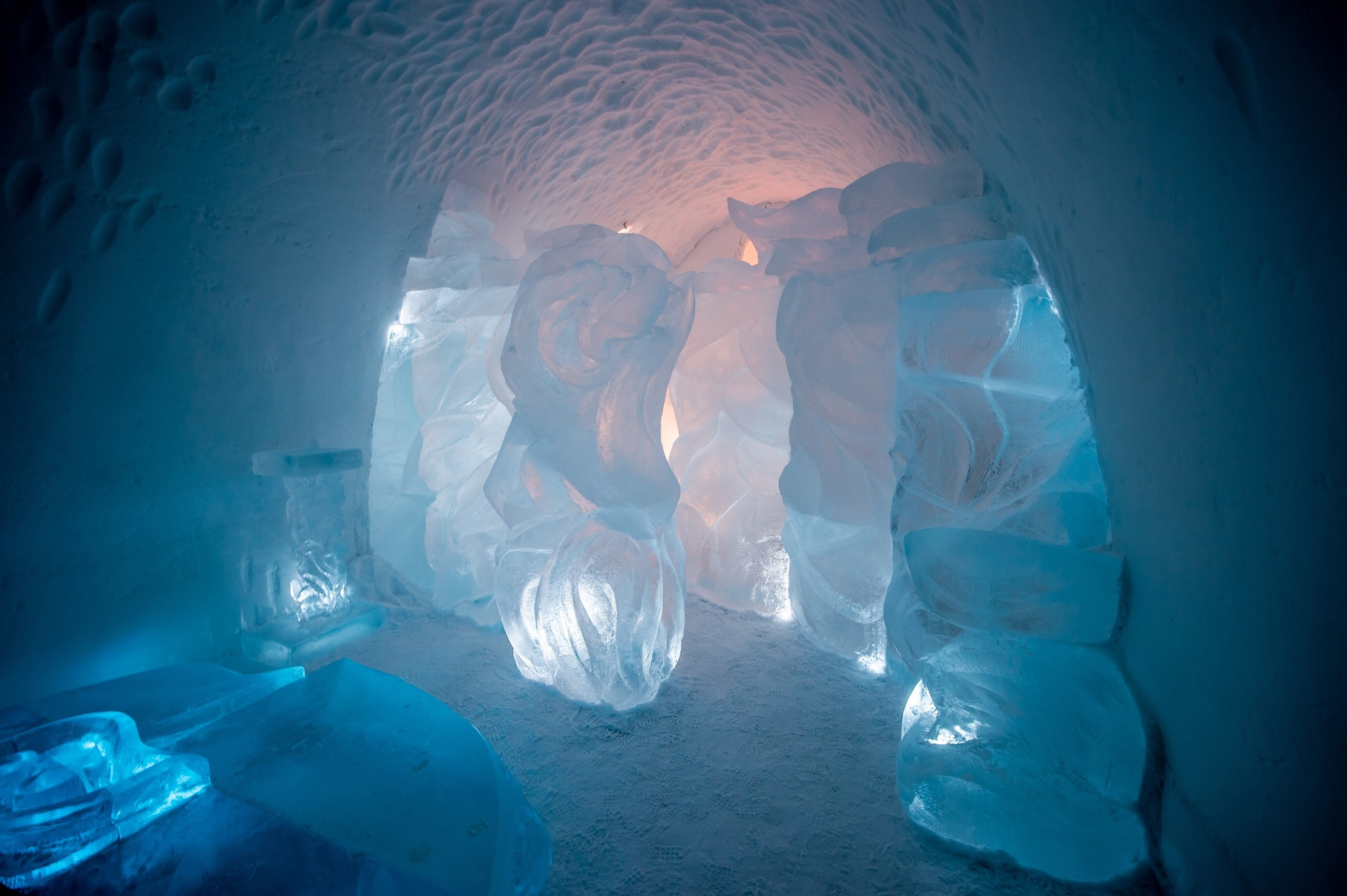 Spring Dream Credit Lei Zhao Yong Zhao Asaf Kliger Icehotel