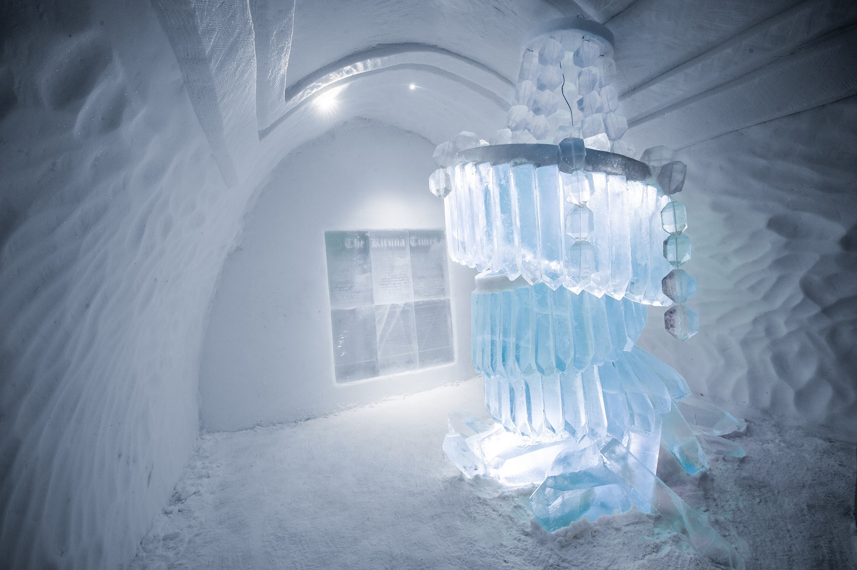 The Day After Design Credit Marjolein Vonk Maurizio Perron Asaf Kliger Icehotel