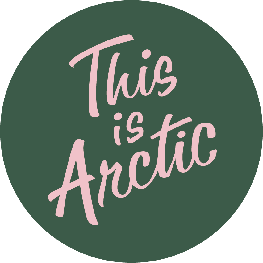 This is Arctic badge