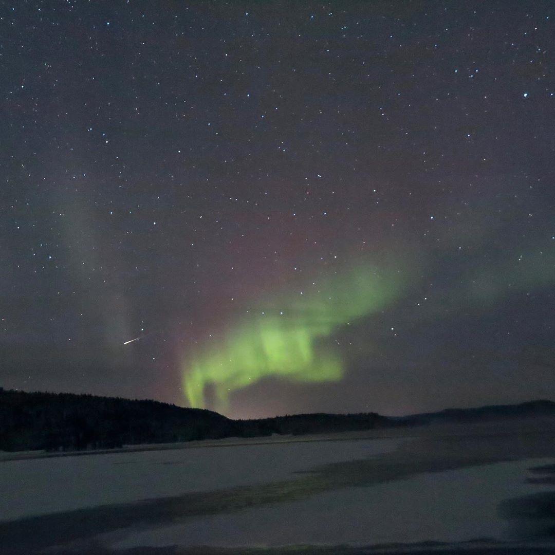 Tracey Roy Cooper 5 Wilderness Hotel Inari Autumn Lights over Lake Inari AuroraZoneMoments