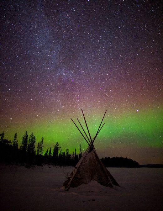 Mythology Of The Northern Lights