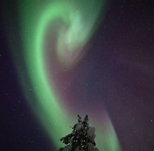 Mythology of the Northern Lights