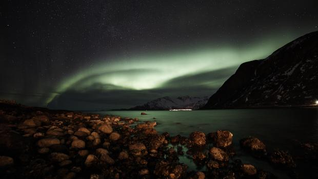 Tromsø – Northern Lights in Autumn