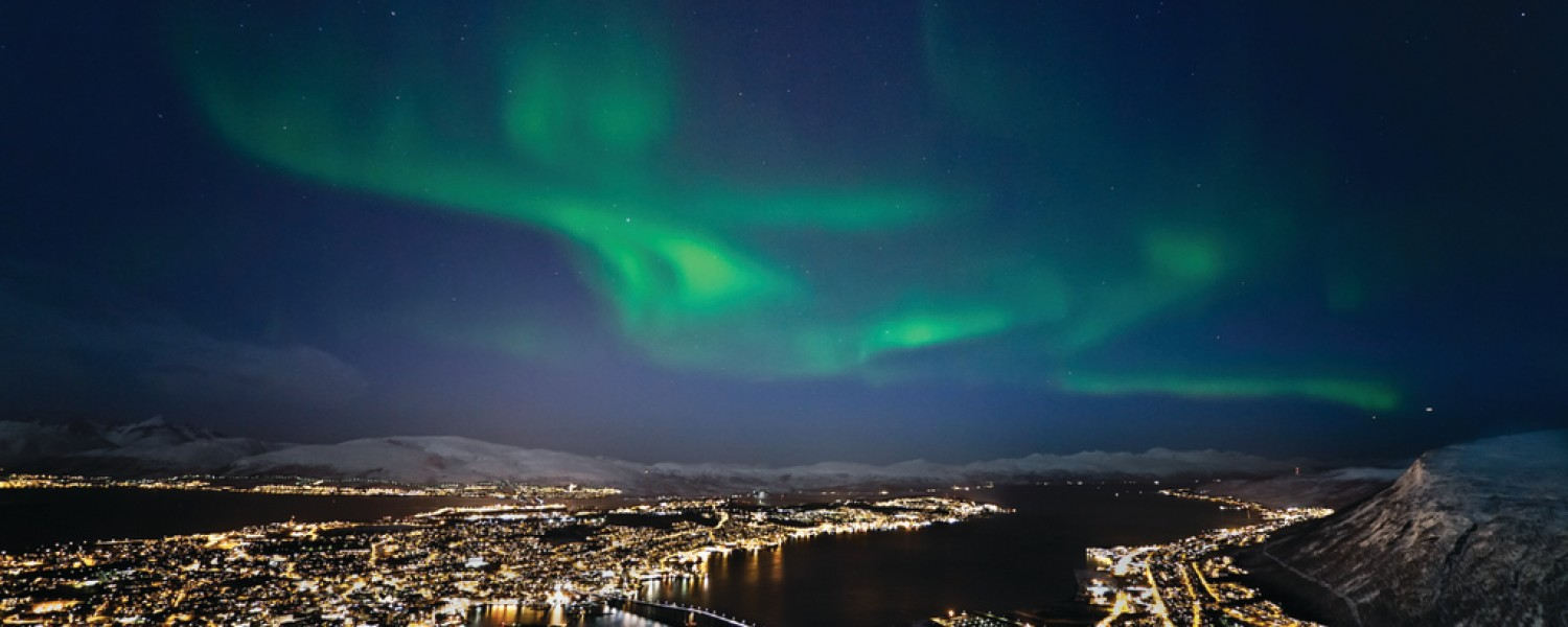 Northern Lights tour in Tromso
