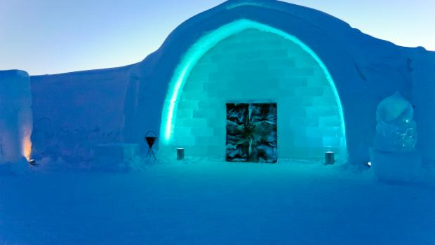 Abisko - Auroras and the ICEHOTEL®