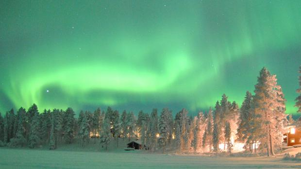 Northern Lights Weekend at Aurora Mountain Lodge