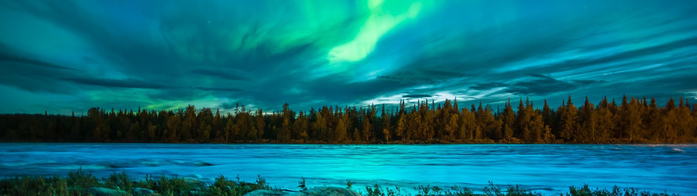 2016, August, aurora borealis 2016, Credit - Antti Pietikainen, Finland