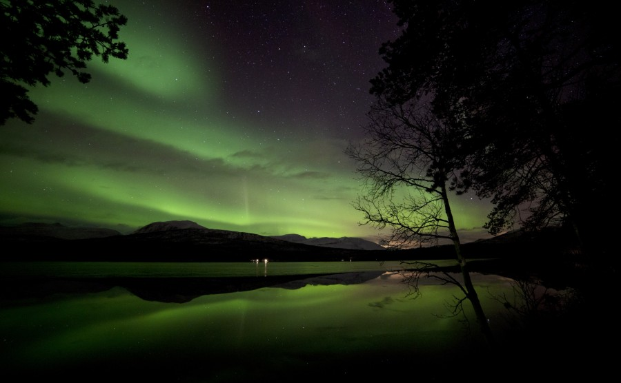 The end of the 2018/2019 Northern light season - Tromso ...